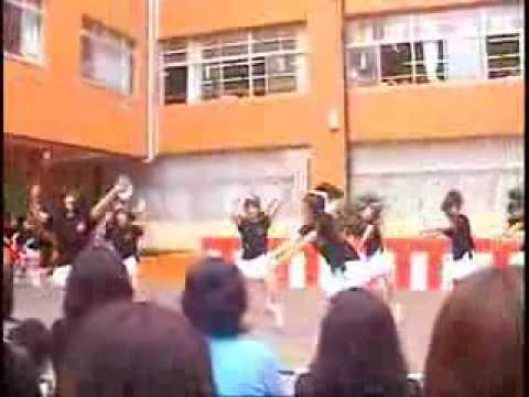 埼玉栄 2011 文化祭 バトン部