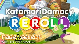 Katamari Damacy REROLL - The Dojo (Let's Play)