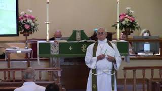Third Sunday of Pentecost with Fr. Norm.