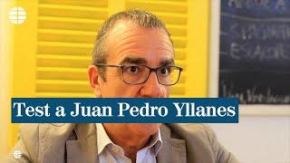 El candidato de Unidas Podemos en Baleares , Juan Pedro Yllanes, contesta a nuestro test