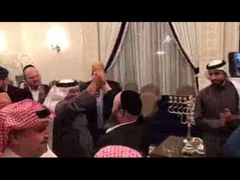 In Bahrain Arabs And Jews Gather And Dance At A Hanukkah Celebration A Center Of Christian Muslim Engagement For Peace And Justice