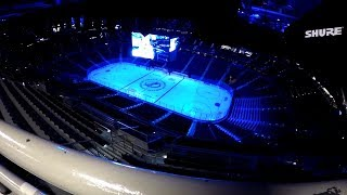 Lightning fans can get a personal tour of Amalie Arena
