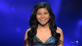 "Marlisa Punzalan - ""Hopelessly Devoted To You"" Live Week 3 - The X Factor Australia 2014"