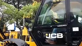 The Strenght of JCB Telehandler D540