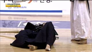 2014 SBS 전국 검도왕 대회