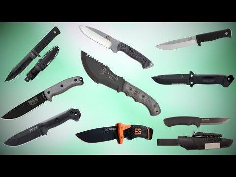 Die besten Survival und Outdoor Messer