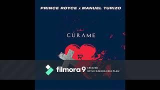 Prince Royce Ft. Manuel Turizo : Curame