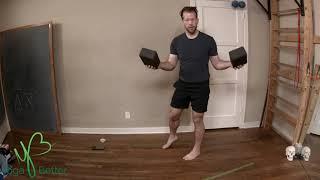 LEVEL 1 – 9am w/ ANDREW – 3.2.21 Yoga Better LIVESTREAM