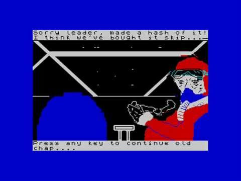 The Flying Formula ZX Spectrum