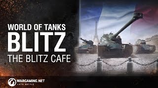World of Tanks Blitz - Café Blitz