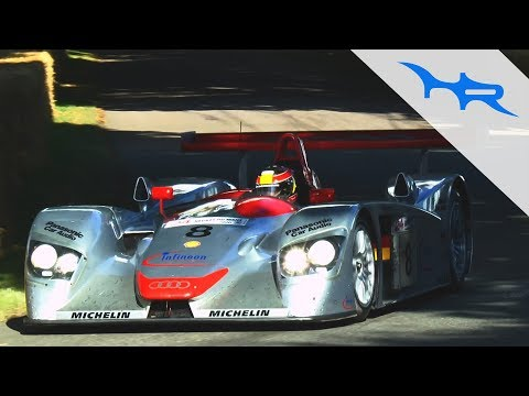 Legendary Tom Kristensen Le Mans Prototypes