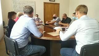 Засідання виконавчого комітету Світловодської міської ради, 27.08.21