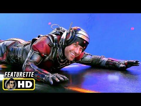 ANT-MAN (2015) Behind the Scenes [HD] Paul Rudd