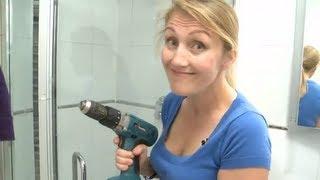 DIY video: Drilling tiles