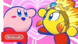 Kirby Star Allies: Launch Trailer - Nintendo Switch - dooclip.me