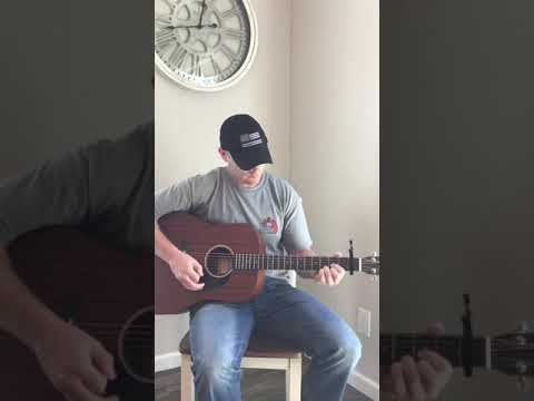Even Though I'm Leaving (Luke Combs cover) by Chris Sargent