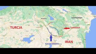 Napięcia na linii Iran-Azerbejdżan. Iran prowadzi duże ćwiczenia przy granicy z Azerbejdżanem.