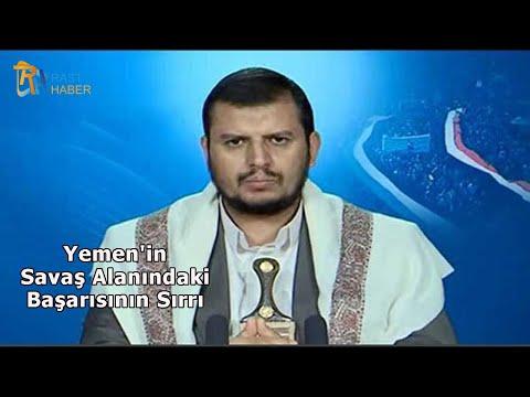 Yemen'in Savaş Alanındaki Başarısının Sırrı