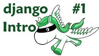 Introduction - Django Web Development with Python 1