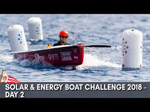 Solar & Energy Boat Challenge 2018 - Day 2