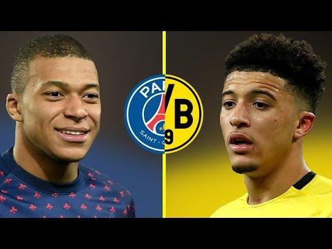 Kylian Mbappe VS Jadon Sancho - Who Is The Best Talent? - Amazing Dribbling Skills - 2019