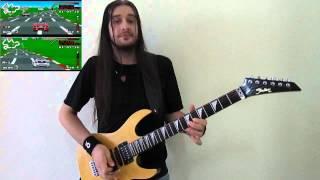 Top Gear Theme Guitar