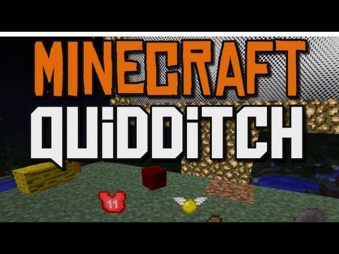 Minecraft Mod Quidditch