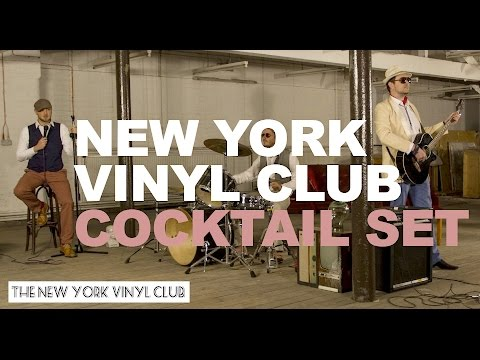 The New York Vinyl Club Video