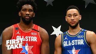 Is too much being made of the 76ers' drama? Stephen A. & Max Kellerman debate | First Take