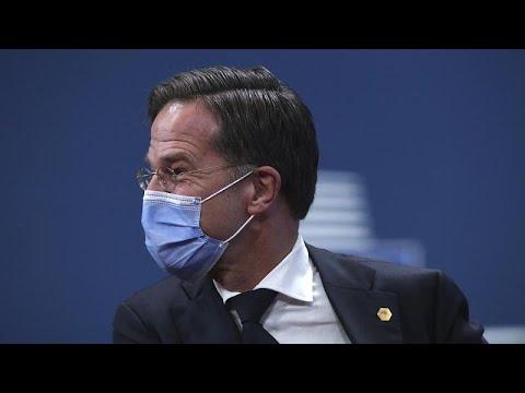 Μαρκ Ρούτε: Πολεμάμε κατά του ιού που μας στερεί την ελευθερία μας…