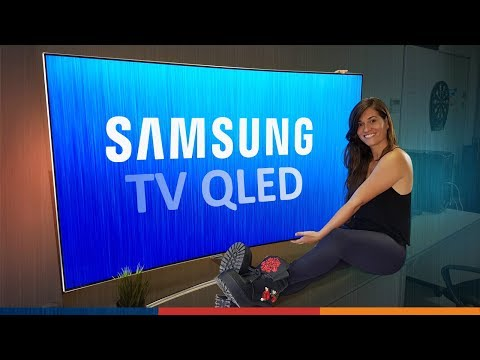 TV 4K CURVA de SAMSUNG!! Lo mejor y peor de su QLED