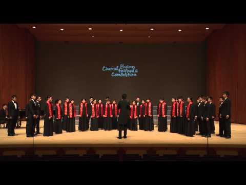 第九屆釜山國際合唱藝術節比賽片段-Pamugun