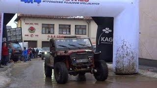 preview picture of video 'SUPER RALLY SNOW 28.02.2015 / Czarny Dunajec część 23'