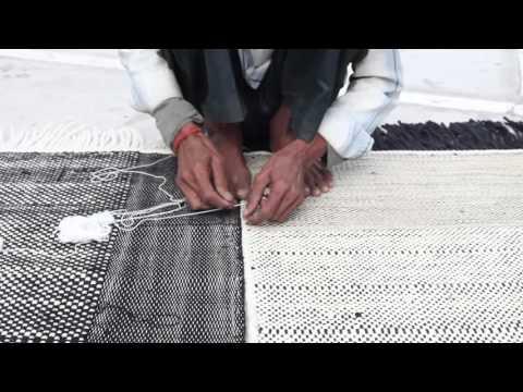 Уличный ковер Tres Texture Black