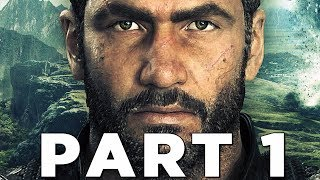 JUST CAUSE 4 Walkthrough Gameplay Part 1 - INTRO (JC4)