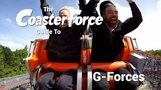 CoasterForce Guide To G Forces   Table Of Elements Series