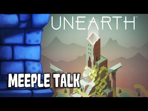 Unearth Review with Meeple Talk