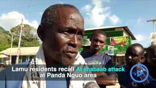 Police, 'Al-Shabaab' battle for 7 hours - VIDEO