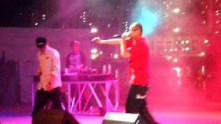 "MC Hotdog ""Wo Ai Tai Mei"" in SG Nokia Mosiac  - 13.03.09"