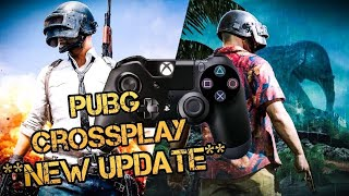 PUBG XBOX AND PS4 CROSS PLAY! | NEW PUBG PTS UPDATE! (September 2019)