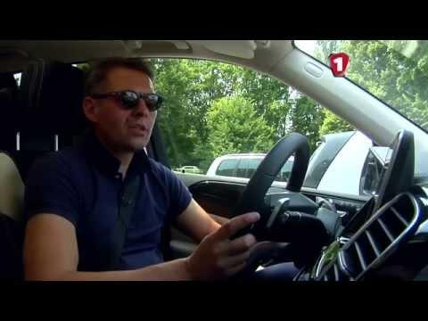 Mercedesbenz  Gle Class Паркетник класса J - тест-драйв 2