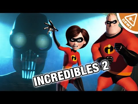 Who Is the Screenslaver in the Incredibles 2 Trailer? (Nerdist News w/ Amy Vorpahl)