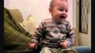 Tốp 5 Video clip trẻ em có giọng cười sảng khoái   Phil Jone's   Go vn