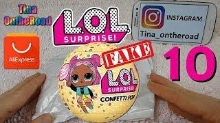 LOL Surprise FAKE, Tarocche Da Aliexpress N°10!
