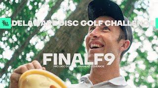 2019 DDGC | FINALF9 | Wysocki, McMahon, Mäkelä, Freeman