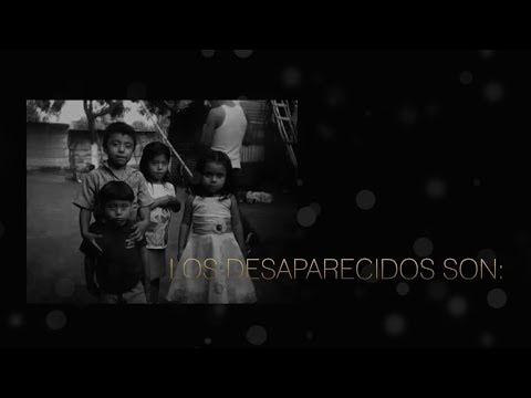 ¿Quiénes son los desparecidos de las comunidades del volcán?
