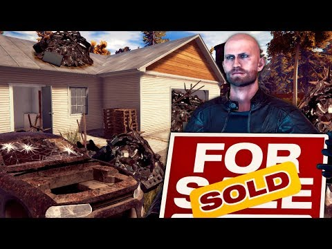 I STOLE THOUSANDS TO BUY THIS CRAP HOUSE - Thief Simulator (New Hideout Update)