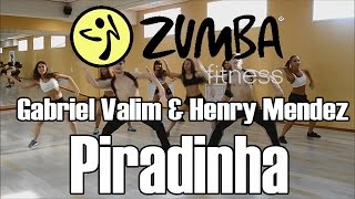 ZUMBA от Gusyaka Club: Gabriel Valim & Henry Mendez - Piradinha (Ella Se Vuelve Loca)