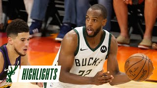 Every Bucket: Khris Middleton Scores 29 Points, 7 Rebounds & 5 Assists In Game 5 Of The NBA Finals