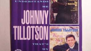 Johnny Tillotson - That's When It Hurts The Most